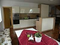 Ubytování Zlín - Javorový apartmán - kuchyň