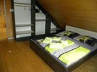 Ubytování Zlín - Javorový apartmán - ložnice 2 - Vlčková