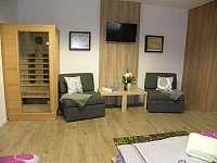 Ubytování Zlín - Kaštanový apartmán - ubytování Vlčková