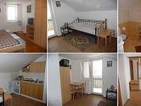 3 lůžkový apartmán s kuchyňkou