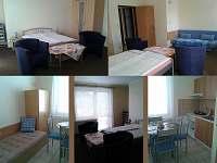 5 lůžkový apartmán s kuchyňkou