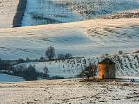 Větrný mlýn - Kunkovice