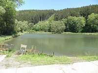 Brumovské rybníky 10km výborná chytačka kapr, pstruh,jeseter