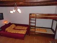 ložnice s obyvákem