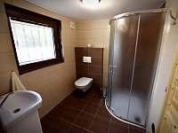 Koupelna - pronájem chalupy Prušánky - Nechory