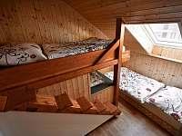 Otevřený dvoulůžkový pokoj