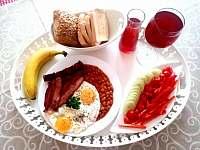 Snídaně - Veverské Knínice