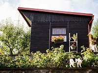Zahradní chatka - Veverské Knínice