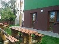 Rekreační dům na horách - okolí Dolních Dunajovic