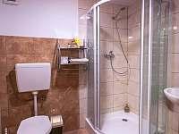 Plně vybavená koupelna. Budete se cítit jako doma