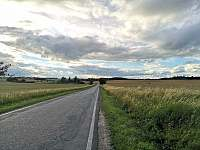Ideální poloha pro cykloturistiku