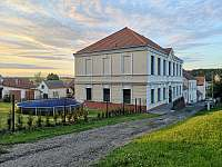 Penzion ubytování v obci Pavlice