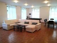 Společenská místnost - ubytování Uherčice u Znojma