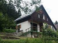 Levné ubytování Koupaliště Kostelec Lázně Chata k pronájmu - Rusava