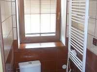 koupelna s WC a sprchou- 1. patro