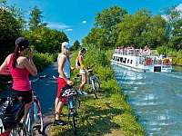 Baťův kanál a cyklostezka - Slušovice