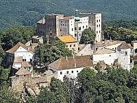 hrad Buchlov - Slušovice