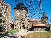 hrad Helfštýn - Slušovice