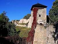 hrad Lukov - Slušovice