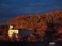 hrad Malenovice - Slušovice