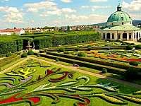 Kroměříž Květná zahrada - chalupa k pronájmu Slušovice
