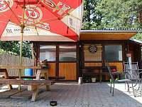 Chata k pronájmu na břehu řeky Moravy - Veselí nad Moravou