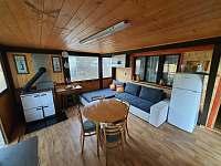 Kuchyně 1 - chata ubytování Veselí nad Moravou