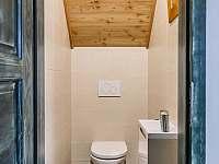 WC - chalupa k pronájmu Hustopeče (Starovice)