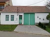 ubytování Slovácko na chalupě k pronájmu - Kobylí na Moravě