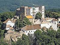 hrad Buchlov - Všemina