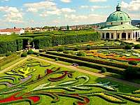Kroměříž Květná zahrada - Všemina