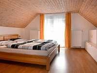 podkroví - ložnice - Všemina