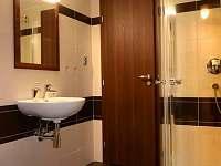 přízemí - koupelna - pronájem chaty Všemina