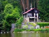 ubytování Lančov Chata k pronájmu