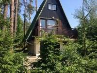 Chata k pronajmutí - dovolená  Ochoz u Brna - Hádecký rybník rekreace Jedovnice