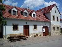 Penzion na horách - okolí Dolních Dunajovic