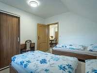 Apartman 4 loznice