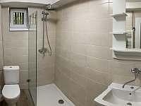 Koupelna přízemí - Břestek