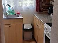 Kuchyňský kout - Podhradí nad Dyjí