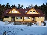 ubytování na Prostějovsku Rekreační dům na horách - Ostrov u Macochy