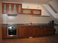 Kuchyňský kout - podkroví