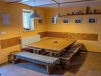 ubytování  v rodinném domě na horách - Hrušky
