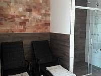 relaxační místnost - rekreační dům k pronajmutí Hrušky