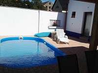 Venkovní bazén - Nové Mlýny