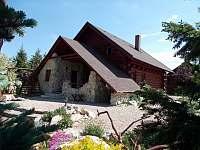 ubytování v Moravském krasu Srub k pronajmutí - Velenov