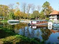 Přístaviště Baťova kanálu ve Veselí nad Moravou