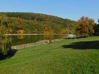 Vodní nádrž Lučina - rekreační středisko - Radějov