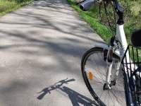 Cyklo stezka Anglická Alej - Kostice