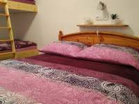 Apartmán 2 s patrovou postelí - Plumlov