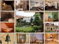 ubytování v Lednicko-Valtickém areálu Penzion na horách - Horní Věstnice
